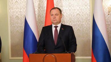 Photo of Головченко рассказал о начале действия союзных программ с Россией