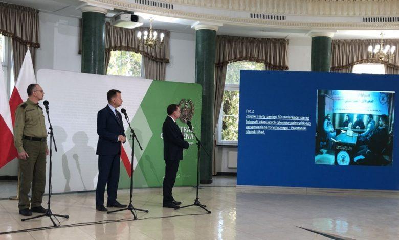 МВД Польши: нелегалы на границе представляют террористическую угрозу