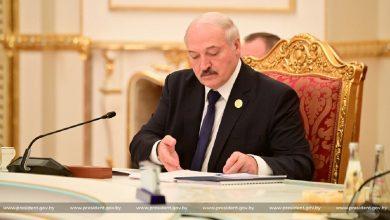 Photo of Лукашенко: обострение обстановки на западных границах ОДКБ стало опасной тенденцией