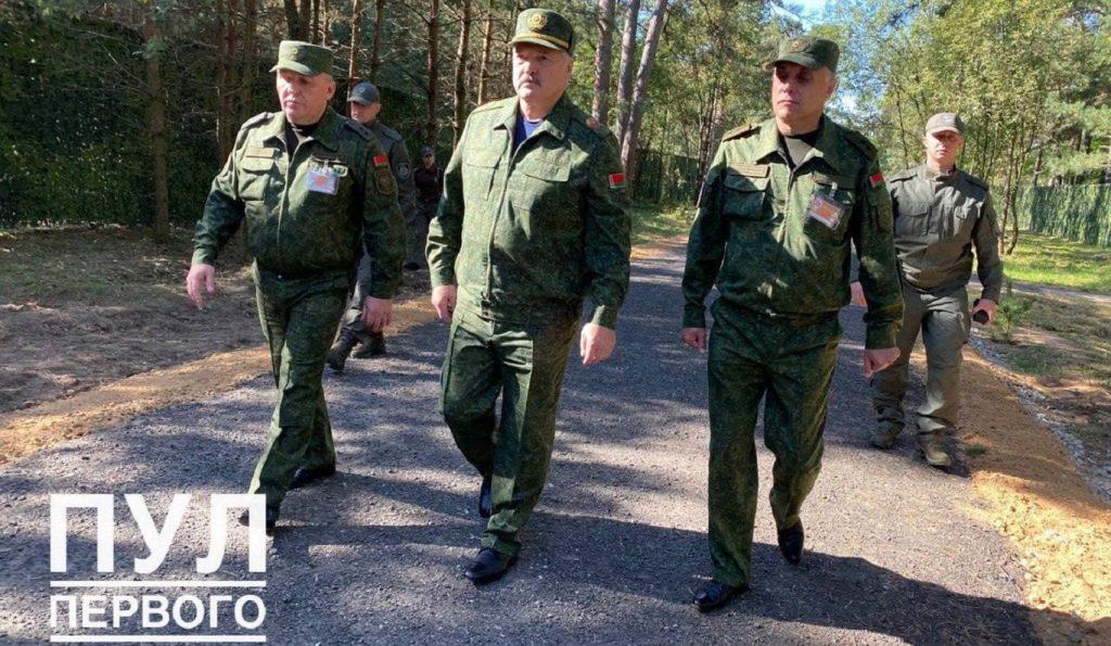 Лукашенко примет участие в белорусско-российских стратегических учениях «Запад-2021»