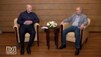 Photo of Макей: главная тема на встрече Лукашенко и Путина — обсуждение 28 союзных программ