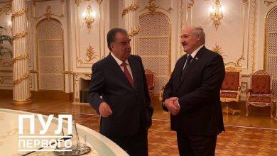 Photo of Завершилась встреча Лукашенко и Рахмона в Душанбе