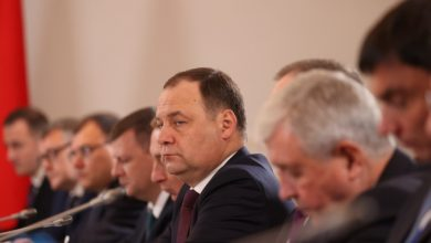 Photo of Головченко: от реализации союзных программ ВВП Беларуси вырастет на $1 млрд