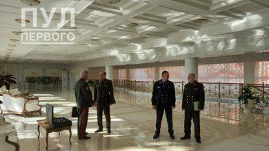 Photo of Лукашенко проводит совещание с руководством силового блока