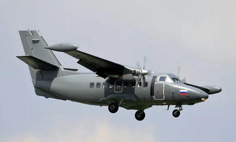 L-410 совершил жесткую посадку в иркутской тайге