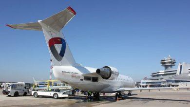 Photo of Российская авиакомпания «Северсталь» открыла рейс «Череповец-Минск-Череповец»