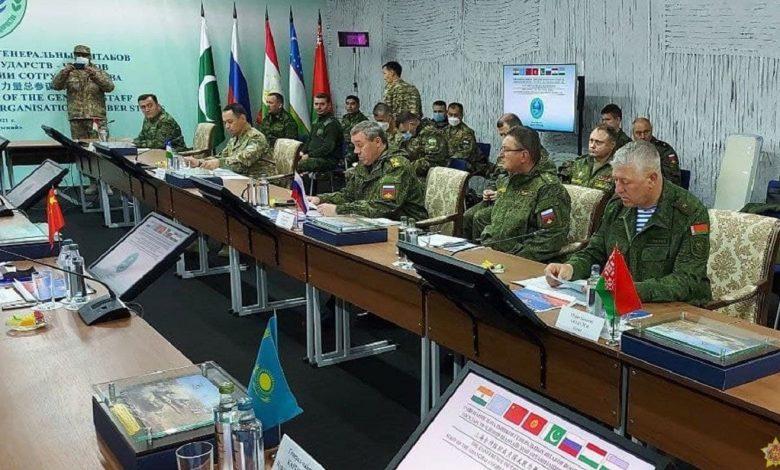 Состоялось совещание начальников генштабов ВС государств-членов ШОС