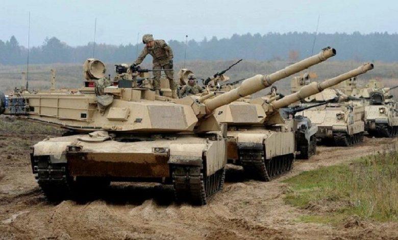 Польша разместит на границе с Беларусью 250 танков Abrams