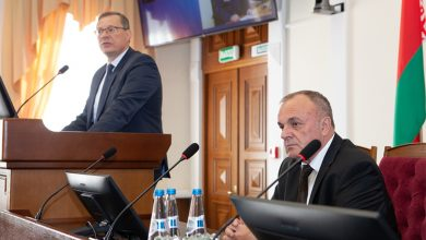 Photo of Ушёл в отставку прокурор Гродненской области Виктор Корзун