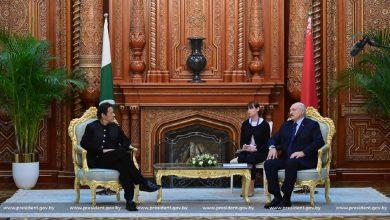 Photo of Лукашенко провел в Душанбе встречу с премьером Пакистана Имраном Ханом