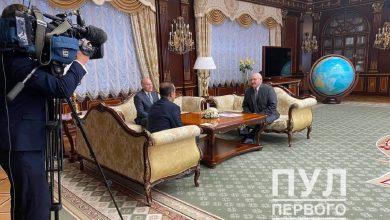 Photo of Лукашенко встречается с главой Комитета нацбезопасности Казахстана Каримом Масимовым