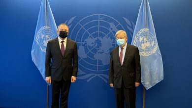 Photo of Макей рассказал генсеку ООН о ситуации в Беларуси