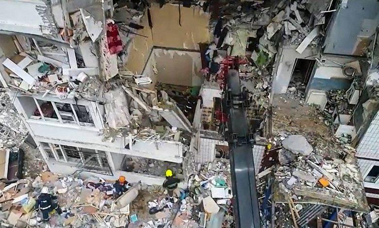 Число погибших при взрыве газа в Ногинске увеличилось до 7