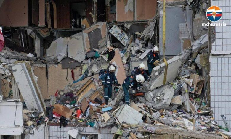 Два человека погибли в результате взрыва газа в Ногинске