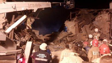 Photo of В Липецкой области в многоквартирном доме взорвался газ