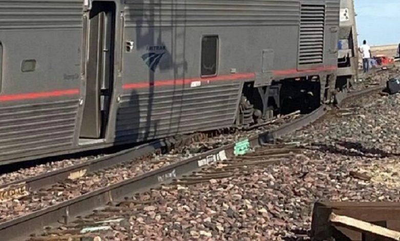 Железнодорожная катастрофа в США унесла жизни троих