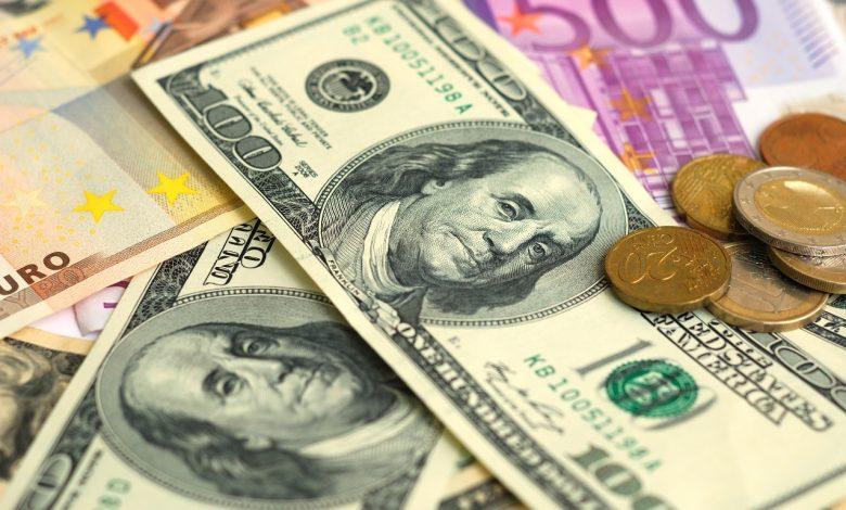 доллары, евро, курсы валют, валютные торги