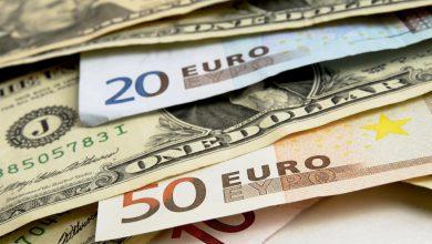 Photo of На торгах 23 сентября доллар и евро подешевели