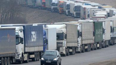 Photo of Более 1100 фур ожидают выезда из Беларуси в страны ЕС