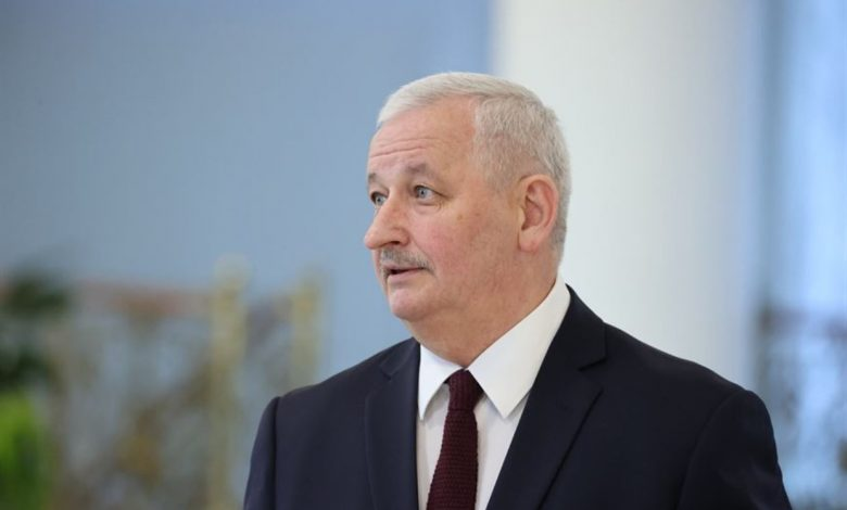 глава Министерства промышленности Беларуси Пётр Пархомчик