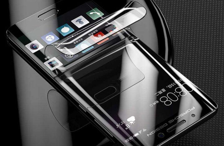 Гидрогелевая плёнка на телефон