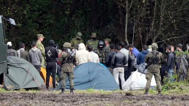 Photo of В Литве считают ситуацию на границе с Беларусью гибридной атакой