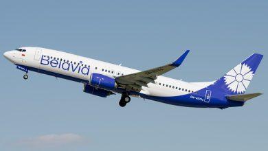 Photo of «Белавиа» с сентября увеличивает число рейсов в города России