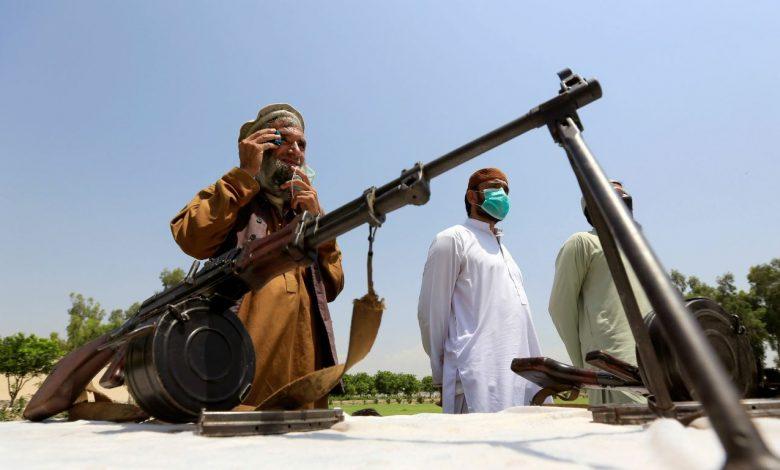 талибы в Афганистане