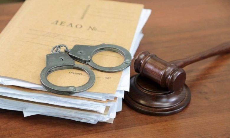 уголовное дело, папки с документами