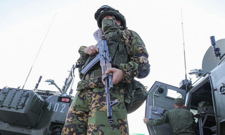 военные учения, военнослужащий