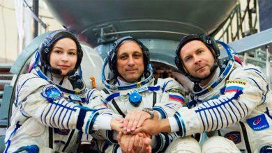 Photo of Первый в истории киноэкипаж вернулся на Землю