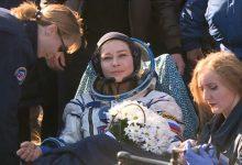 Photo of Пересильд рассказала о своём настроении после возвращения с МКС