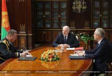 Photo of Лукашенко: политэмигрантские центры нацеливают радикалов на акции устрашения