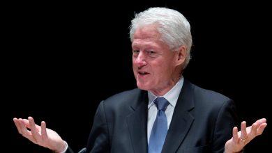 Photo of Госпитализирован бывший президент США Билл Клинтон