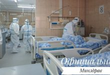 Photo of За минувшие сутки Минздрав зарегистрировал 1998 новых случаев COVID-19