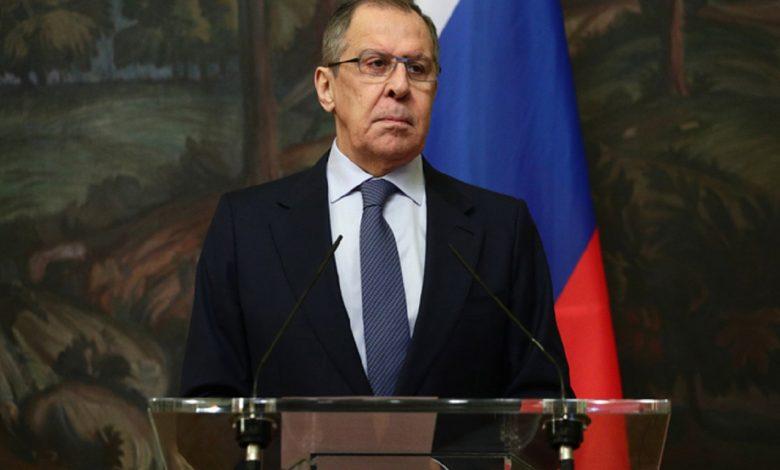 Сергей Лавров прибыл в Минск