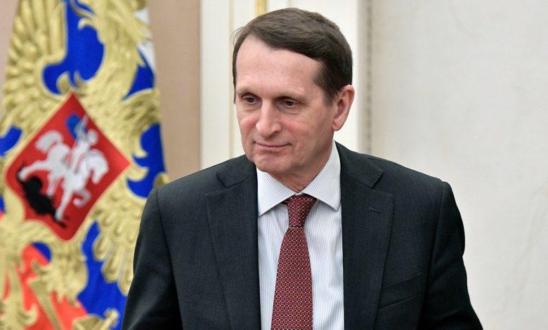 Нарышкин рассказал о дестабилизирующей работе Запада против СНГ