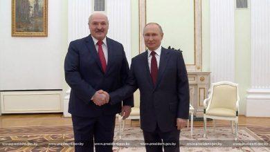 Photo of Состоялся телефонный разговор между Лукашенко и Путиным