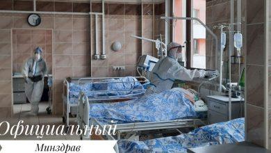 Photo of В Беларуси часть больниц перепрофилировали для пациентов с COVID-19