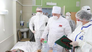 Photo of Лукашенко о ситуации с COVID-19: есть осторожный оптимизм