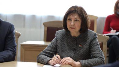 Photo of Кочанова: украинский народ всегда был и остаётся родным для нас