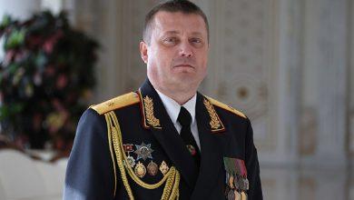 Photo of В Беларуси новый министр юстиции Сергей Хоменко