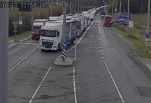 Photo of Выезда из Беларуси в ЕС на границе ожидает почти 1,9 тыс. фур