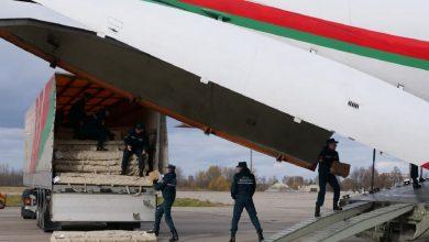 Photo of Военные летчики доставят гуманитарную помощь в Таджикистан