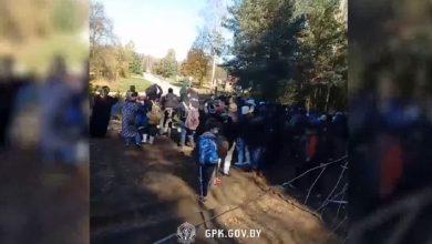 Photo of ГПК: польские военные стреляли в воздух на границе