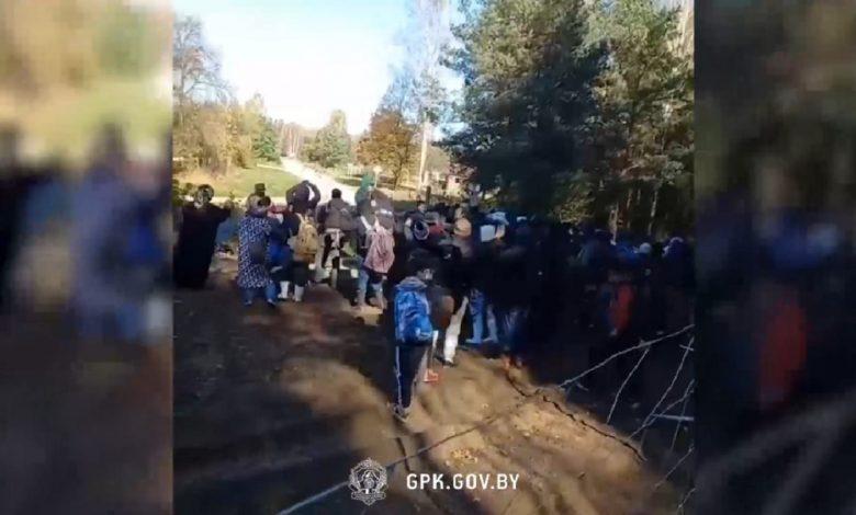 ГПК: польские военные стреляли в воздух на границе