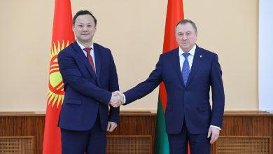 Photo of Беларусь и Кыргызстан наметили шаги по дальнейшему развитию сотрудничества
