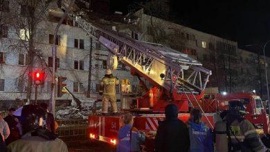 Photo of В Набережных Челнах произошел взрыв в жилом доме