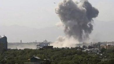 Photo of Взрыв прогремел у мечети в Кабуле