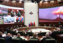 Photo of В Москве состоялось заседание Коллегии военных ведомств Беларуси и России